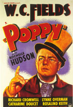 "Wc Fields ""Poppy"""